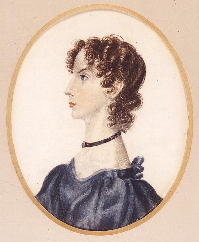 Anne Bronte by Charlotte Bronte