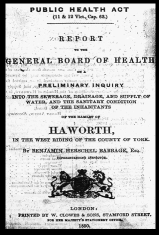 Haworth Sanitation And The Babbage Report