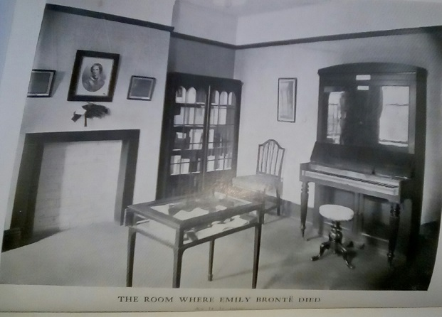 Bronte Parsonage Museum 1929 by Kaye Sugden