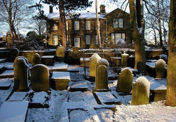 Bronte Parsonage winter