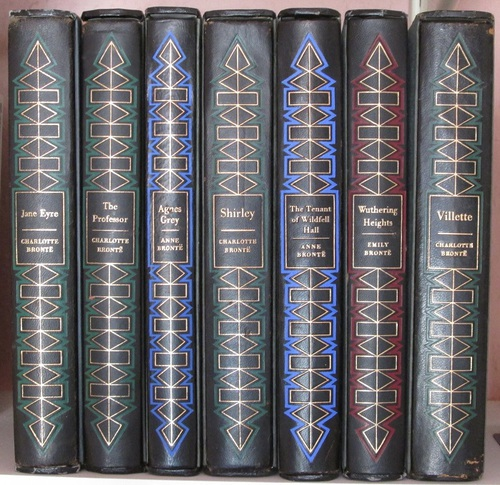Bronte novels