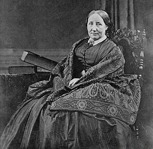 Elizabeth Gaskell – Biographer Of The Brontës