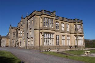 Eshton Hall, home of Frances Currer