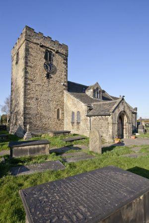 St Peter's Hartshead
