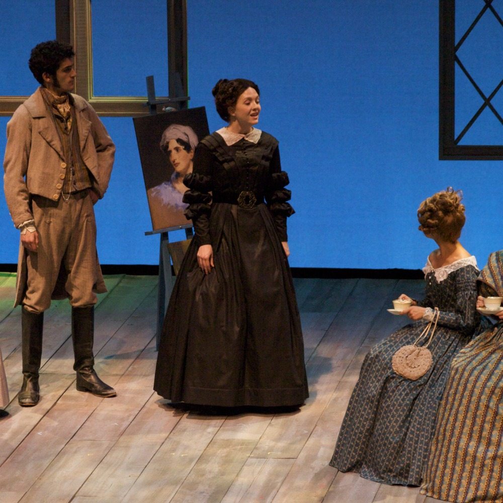 Tenant Of Wildfell Hall stage production