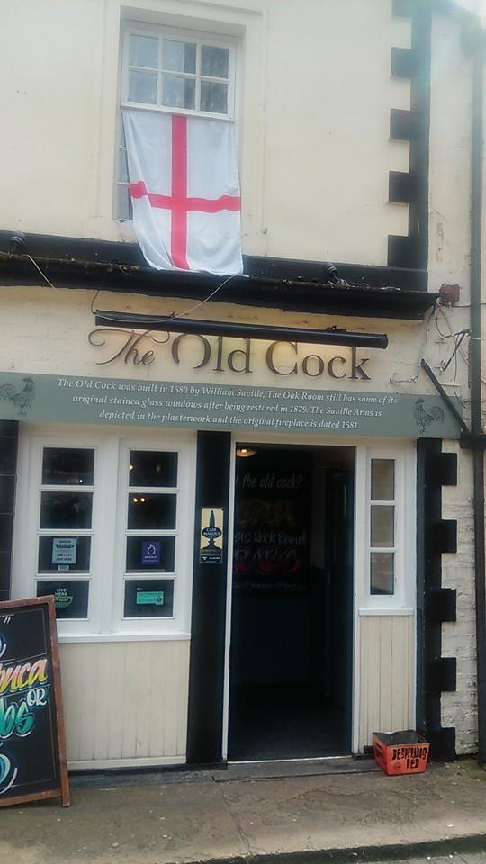 The Old Cock, Halifax