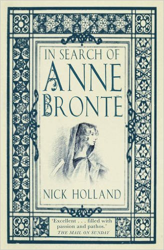 In Search Of Anne Bronte paperback cover