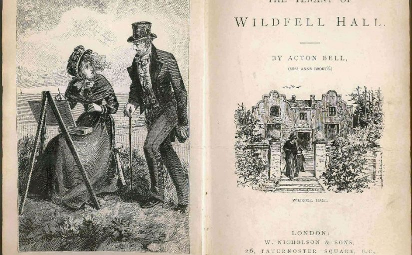 The Tenant Of Wildfell Hall Inside Cover