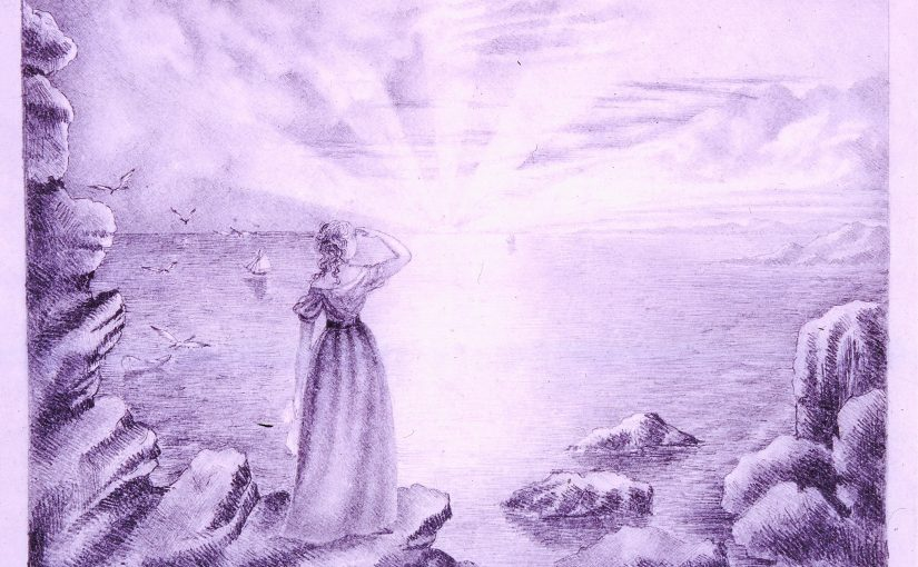 Anne Brontë's Enduring Love Of The Sea
