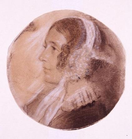 Charlotte Bronte 1843