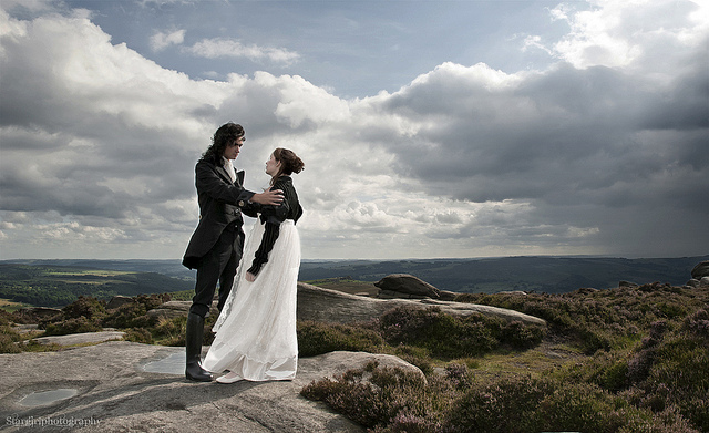 Wuthering Heights moors