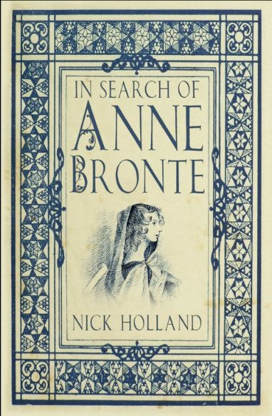 In Search Of Anne Bronte paperback front cover