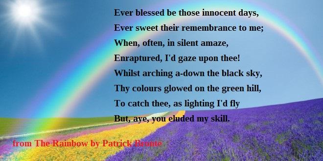 Rainbow Patrick Bronte