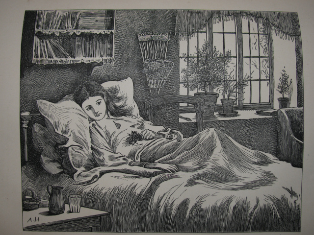 Anne Brontë On World Asthma Day
