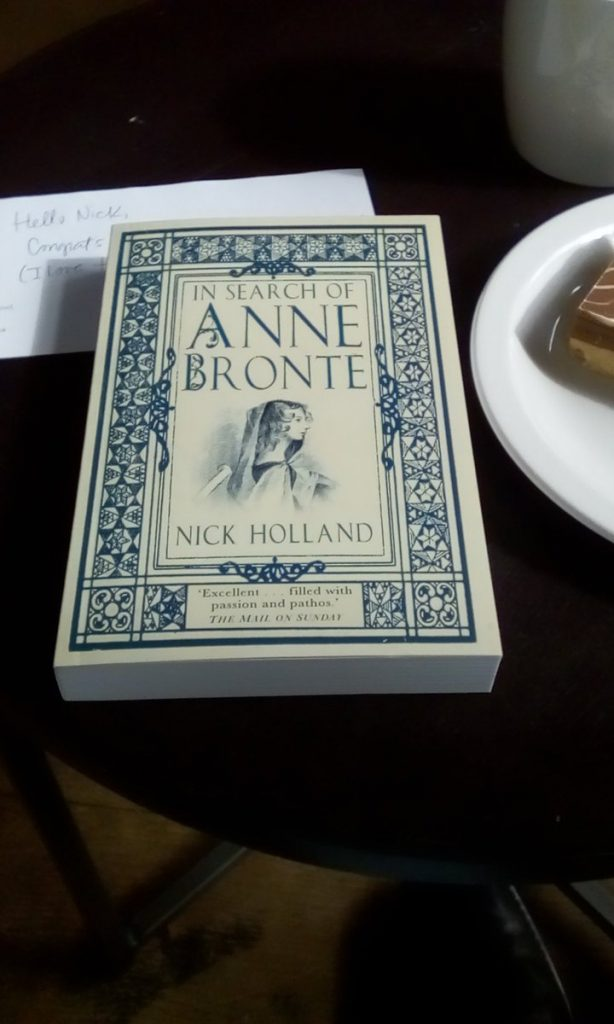 In Search Of Anne Bronte paperback
