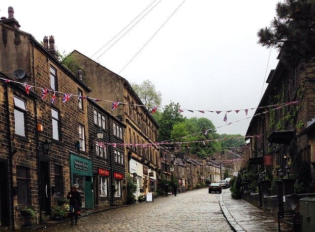 Haworth flags