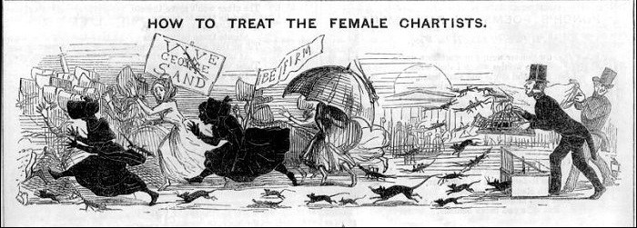 female chartists