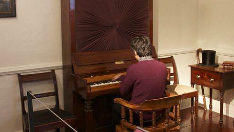 Bronte piano