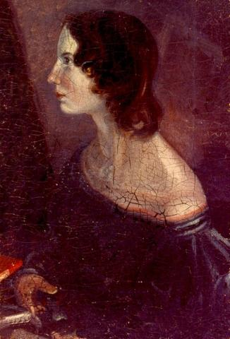 Emily Bronte or Anne
