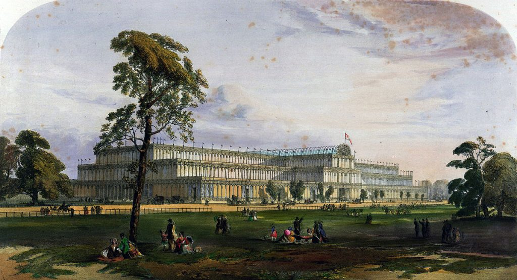 The Crystal Palace