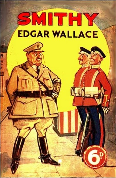 Smithy by Edgar Wallace