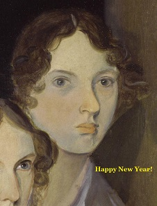 Emily Bronte new year