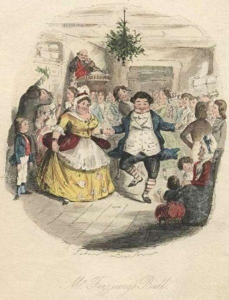 Fezziwig's Christmas ball