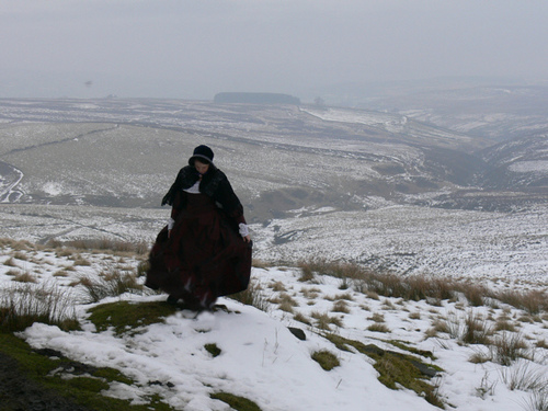 Jane Eyre snow