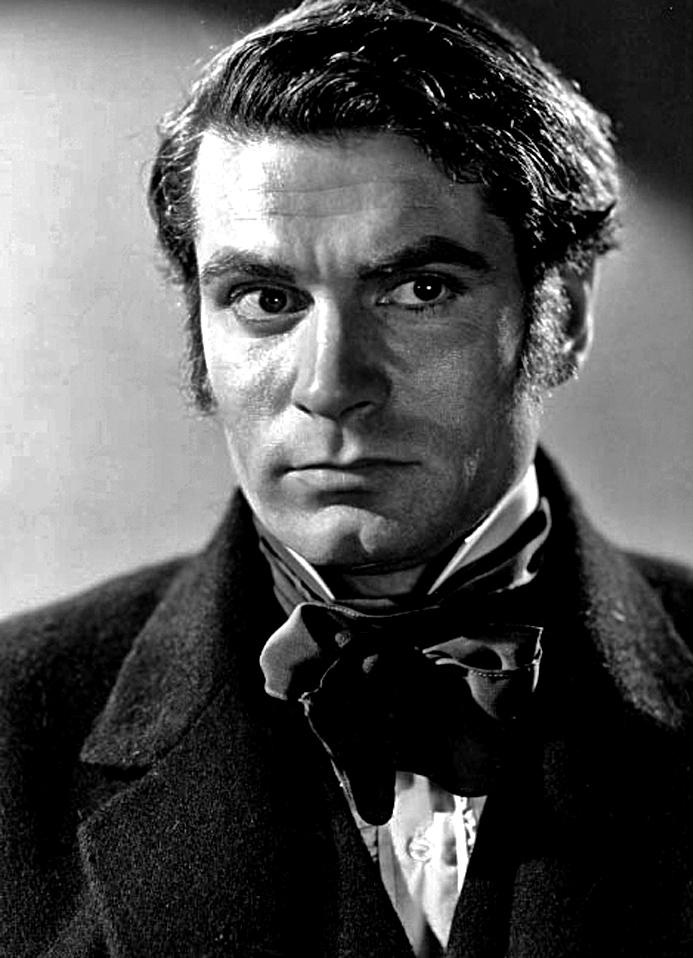 Olivier as Heathcliff