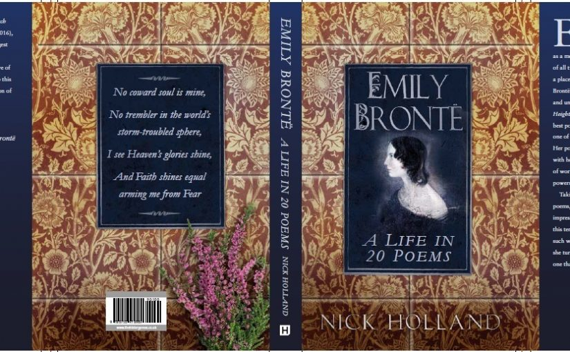 'Emily Brontë: A Life In 20 Poems' – Book Launch & Giveaway