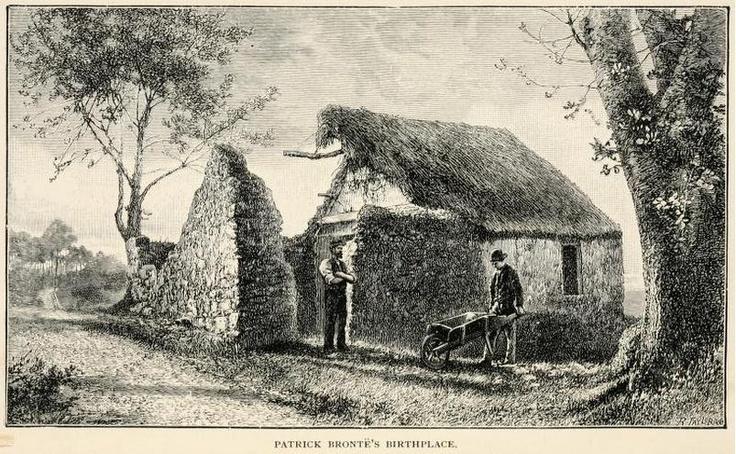 Patrick Bronte's cottage