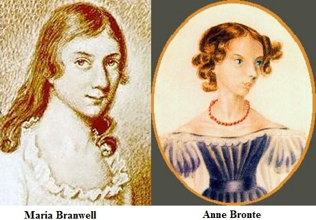Maria Branwell and Anne Bronte