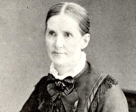 Servant and friend Martha Brown