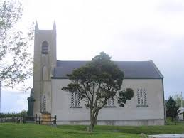 Drumballyroney church