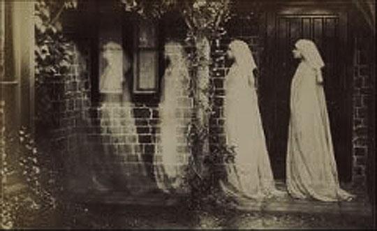 Ghost nun