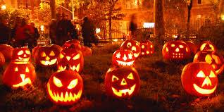 Halloween In Penzance And Haworth