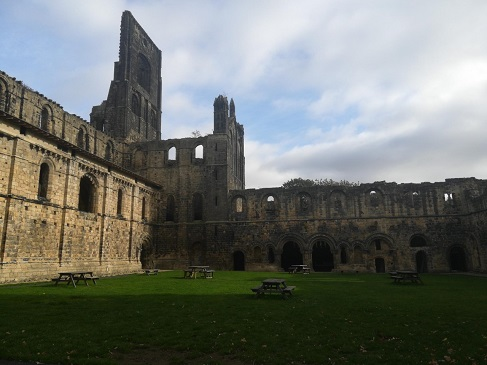 Kirkstall Abbey, Central To The Brontë Story