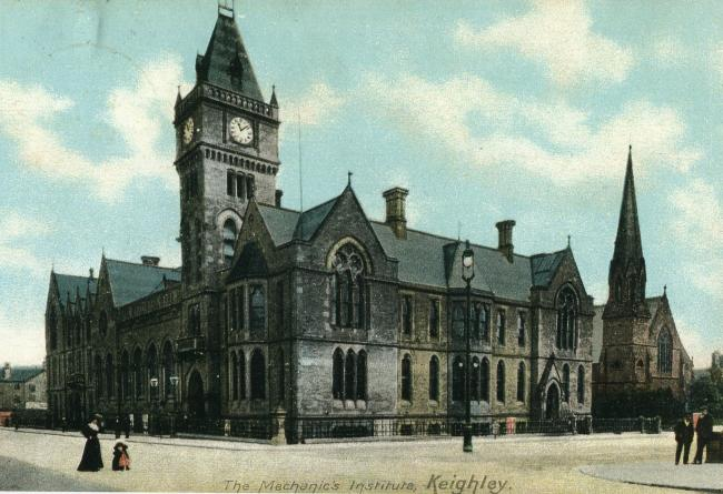 Keighley Mechanics Institute