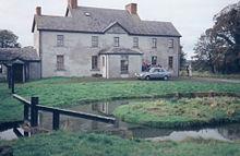 Nicholls's house, Banagher