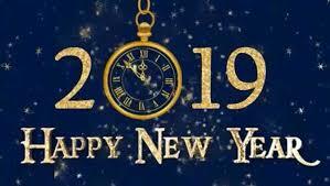 Happy New Year With Patrick Brontë