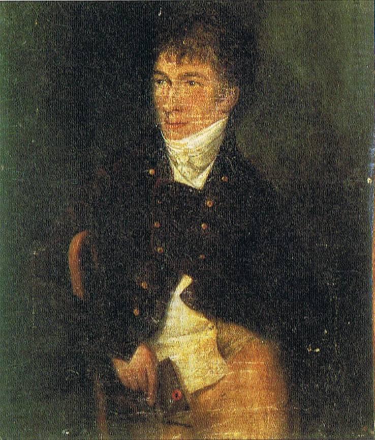 Young Patrick Brontë