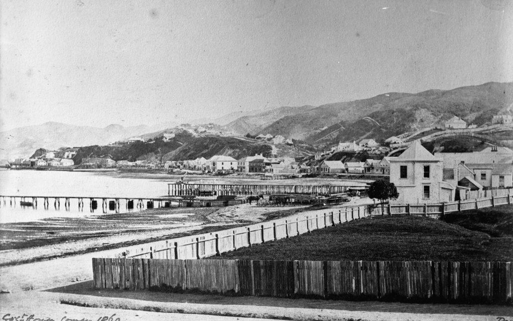 Wellington 1855