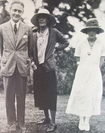 Woolf and Eliot