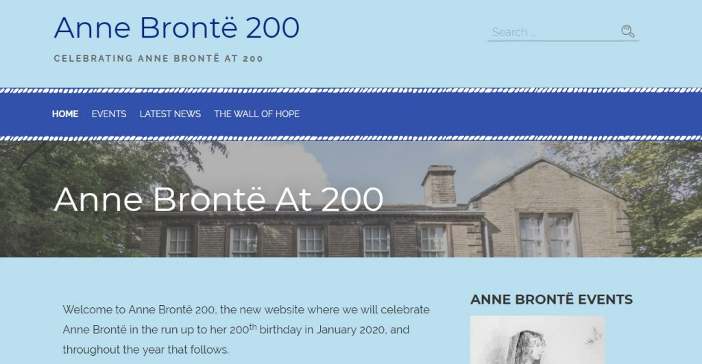 Anne Bronte 200 screenshot