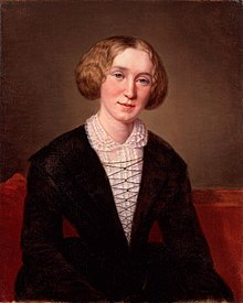 George Eliot 1849