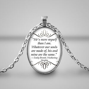 Emily Bronte necklace