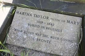 Martha Taylor memorial