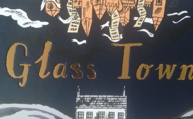 Glass Town by Isabel Greenberg – A Review