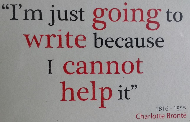 Charlotte Brontë's Guide To Writing A Novel