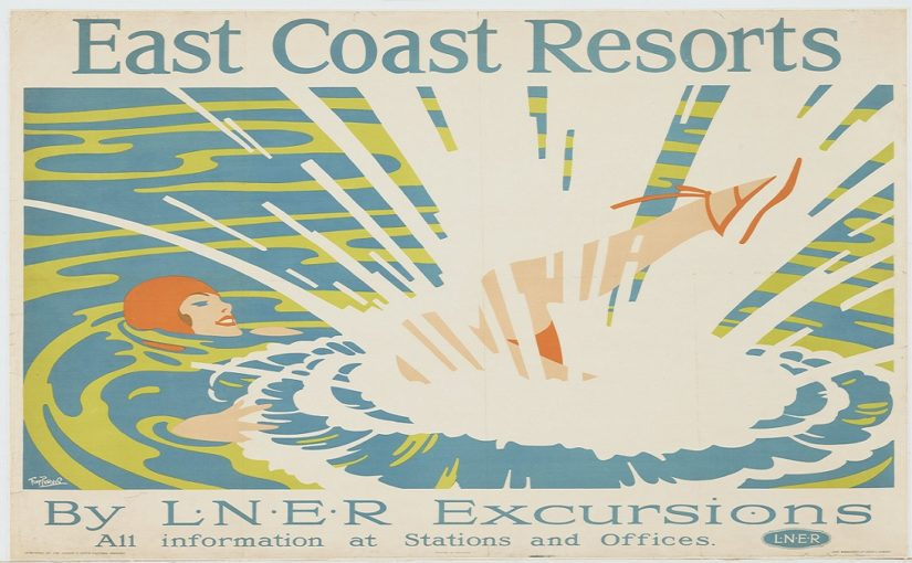 The Brontës And The East Coast Resorts